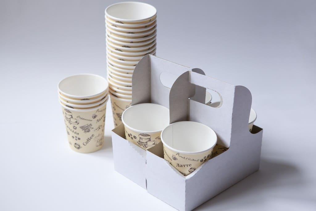 Стаканчики для кофе оптом- Promua